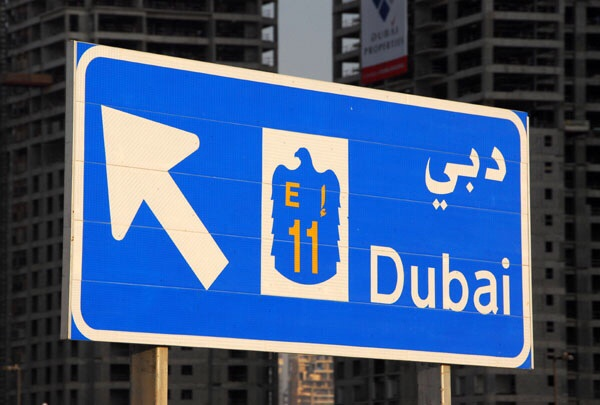Dubai….