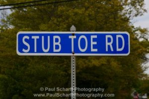 Stub Toe Road