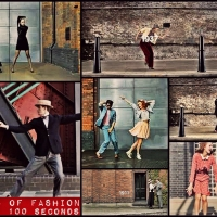 100 Years of Fashion in 100seconds